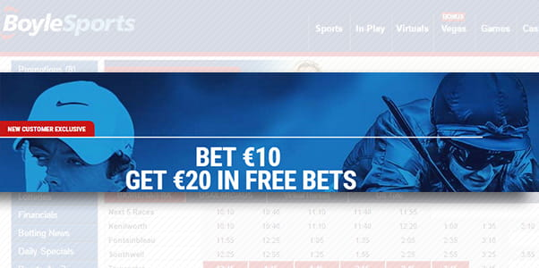 A Quick Guide to BoyleSports -